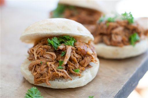 Food Deadline Veg Pulled Pork