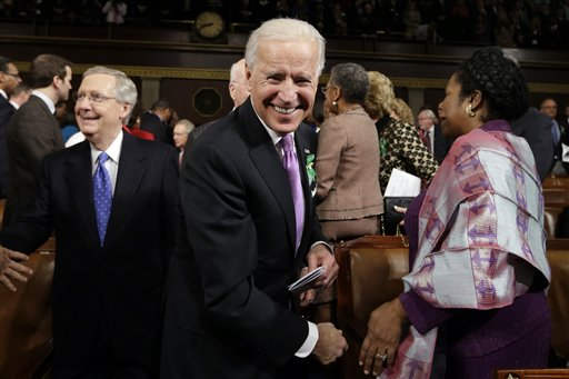 Joe Biden, Mitch McConnell, Shelia Jackson Lee