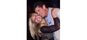 Hasselhoff's wife claims domestic violence