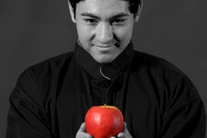 Adrian Hernandez as Jonas The Giver