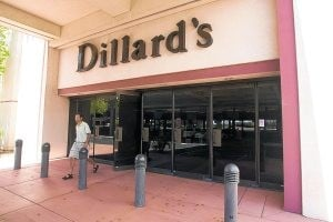 Dillard's customers like outlet store idea