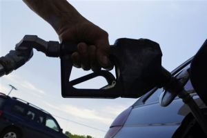 Gas prices fall again East Valley