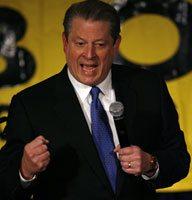 Nobel prize vindicates Gore's work