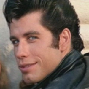 John Travolta in 'Grease'