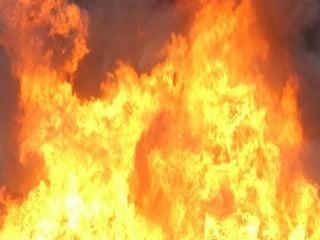 AJ house fire