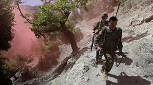 Ambush at Afghan school in 'Valley of Death'