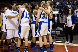 Photos: Div. III girls basketball state championship game