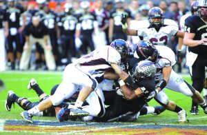 Dynamite Dozen: 12 E.V. football games to watch in 2011
