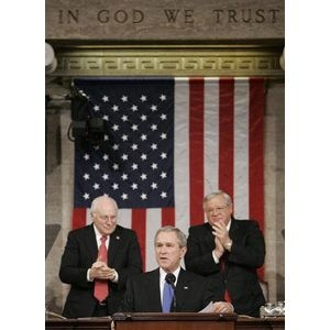 Text of President's State of the Union Address