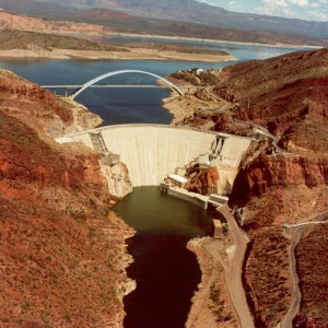 Theodore Roosevelt Dam