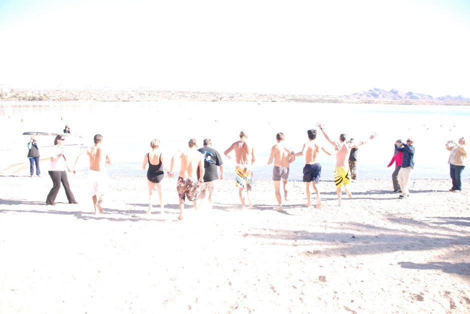Lake Havasu Polar Plunge