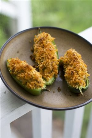 Food-Stuffed Jalapenos
