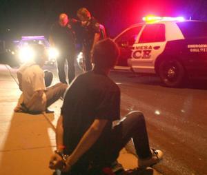 Mesa Police Operation STEAM