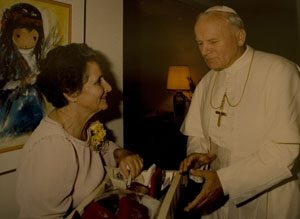 Food fit for a pope: A cook remembers John Paul II