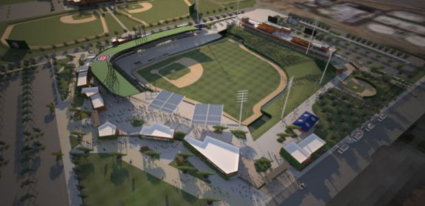 Cubs Mesa Stadium