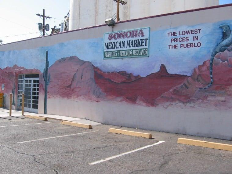 Sonora Mexican Market