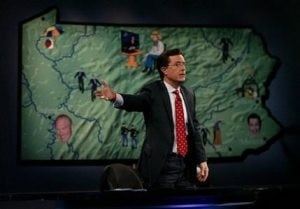 Hillary Clinton to appear on 'Colbert'