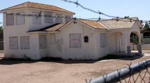 Mesa to continue work on Alston House