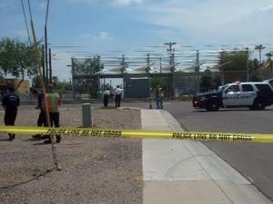 Light rail pedestrian death