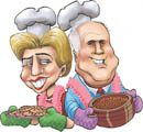 U.S. officials lend favorites to new cookbook