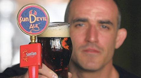 Ale maker criticizes ASU enforcement