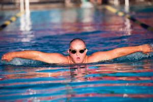 <p>Action from the Special Olympics of Arizona 2014 East Valley (Four Peaks Area ) Swim Competition at Kino Aquatics Center in Mesa on Saturday, Sept. 13, 2014. [Greg Herriman / Special to Tribune]</p>
