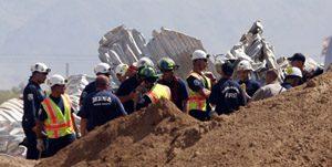 Worker dies after being buried alive in Queen Creek