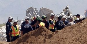 Worker dies after being buried alive in Queen Creek