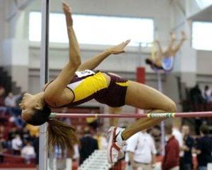 ASU sweeps NCAA track
