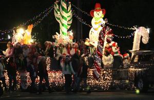 Chandler Light Parade