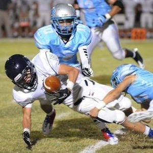 Perry 27, Gila Ridge 6