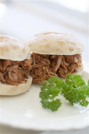 Food Deadline Veg Pulled Pork
