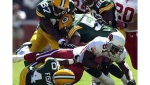 Blake, Cardinals beat Packers in the heat