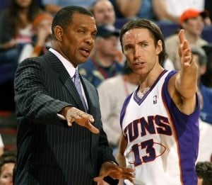 Suns remove Gentry's interim tag
