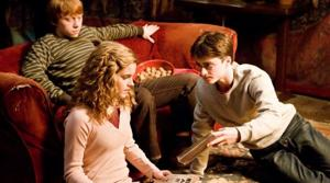 New 'Potter' goes to head of class