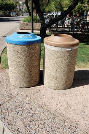 ASU recycling