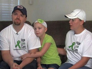 Thieves steal cancer patient's donation jar