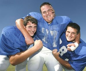 Mesquite siblings anchor offensive line with pride
