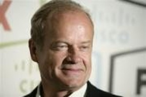 Spokesman: Kelsey Grammer had 'mild' heart attack