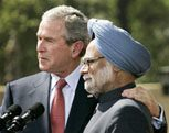 Nuclear deal with India a victory for Bush