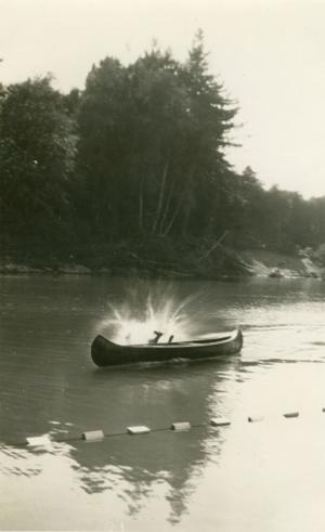 Photographer Unknown, Overboard, gelatin silver print, circa 1940.jpg