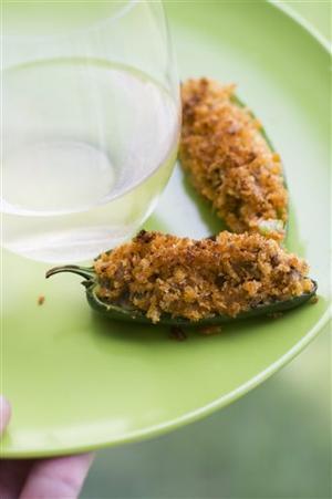 Food-Stuffed Jalapenos