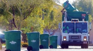 Q.C. council to vote on trash service