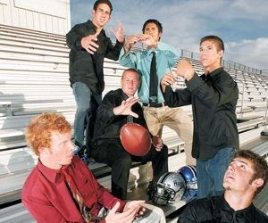 Quarterbacks of the Fiesta Region excelling
