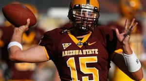 Who should be ASU's quarterback?