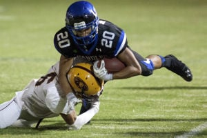 Best player you'd never heard of: Chase Lucas, RB, Chandler