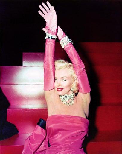 Film Five Most-Monroe