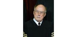 Chief Justice Rehnquist dies of cancer