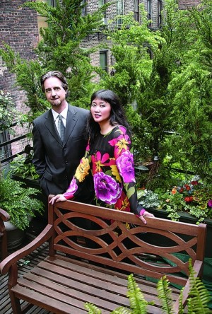David Finckel and Wu Han