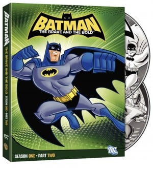 Batman: The Brave and Bold